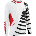 Black/Red Core Orbit Jersey - 2910-3206