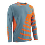 Steel/Orange Core Orbit Jersey - 2910-3210