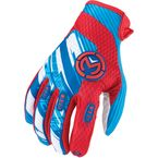 Red/White/Blue Sahara Gloves - 3330-2978
