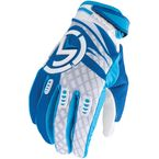 Youth Blue M1 Gloves - 3332-0887