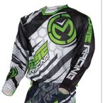 Green/Black Sahara Jersey - 2910-3335