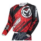 Red/Black Sahara Jersey - 2910-3345