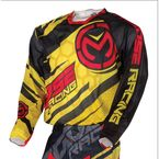 Red/Yellow Sahara Jersey - 2910-3348