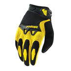 Yellow Spectrum Gloves - 3330-3124