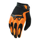 Youth Orange Spectrum Gloves - 3332-0912