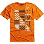 Agent Orange KTM Konstruct Tech T-Shirt - 09446-289-L