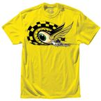Yellow Baja Eyeball T-Shirt - 6129-3510