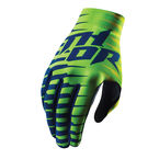 Youth Lime Void Plus Rift Gloves - 3332-0953