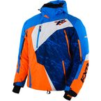 Blue/Orange Mission X Jacket