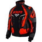 Black/Red Team FX Jacket - 15100
