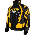 Black/Yellow Team FX Jacket - 15100