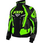 Black/Green Team FX Jacket - 15100