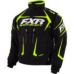 Black/Hi Vis Backshift Pro Jacket - 15113