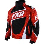 Black/Red Helix Jacket - 15114