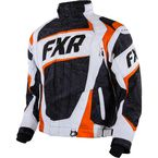 Black/Orange Helix Jacket - 15114