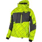 Womens Hi Vis Illusion Fresh Jacket