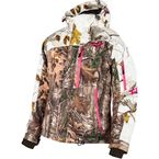 Womens Realtree AP Snow Camo Fresh Jacket
