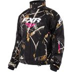 Womens AP Black Camo Team Jacket - 15200