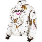 Womens AP HD Snow Camo Team Jacket
