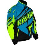 Blue/Hi-Vis Launch SE G2 Jacket - 70-9029T