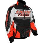 Fluorescent Orange Bolt G2W Jacket - 70-8754