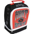 Black/Red Hart and Huntington Lunch Box - 1800-308