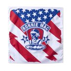 White Ronnie Mac Bandana - F34183102