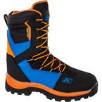 Orange/Blue Adrenaline GTX Boots - 3108-001-007-400