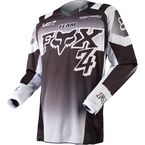 Youth Black/White 180 Imperial Jersey - 11448-018-S