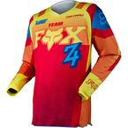 Youth Red/Yellow 180 Imperial Jersey - 11448-080-XL