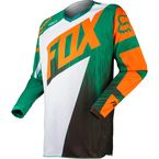 Youth Green/Orange 180 Vandal Jersey - 11450-147-XL