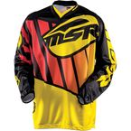 Black/Yellow/Red Renegade Jersey - 352159