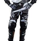 Black/White Axxis Pants - 352194