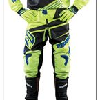 Yellow/Black Axxis Pants - 352263