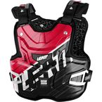 Red/Black Shox Adventure Lite Chest Protector - 5015300123