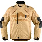 Tan Raiden DKR Jacket - 2820-3295