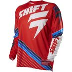Red Strike Stripes Limited Edition Jersey - 15033-003-M