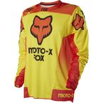 Yellow 360 40 Year Limited Edition Moto-X Jersey - 14171-005-L