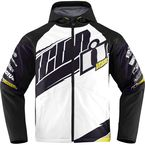 White/Black Team Merc Jacket - 2820-3347