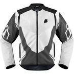 White/Gray Anthem 2 Jacket - 2820-3370
