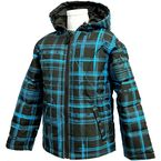 Youth Reflex Blue Thermal Jacket - 95-1084