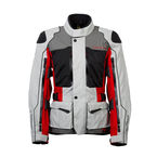 Gray/Red/Black Yosemite XDR Jacket - 12901-4