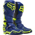 Blue/Yellow Instinct Limited Edition Boots - 12253-026-9