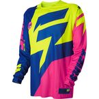 Blue/Yellow Faction Reed A1 Limited Edition Jersey - 15311-026-2X