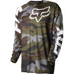 Green Camo Limited Edition 180 Jersey - 14118-031-M