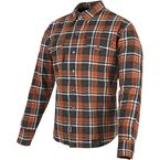 Orange/Black Black Nine Reinforced Moto Shirt - 87-8948