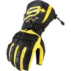 Black/Yellow Comp Gloves - 3340-0973