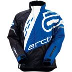 Black/Blue Comp Jacket - 3120-1373
