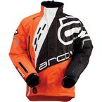 Black/Orange Comp Jacket - 3120-1388