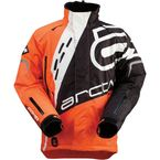 Black/Orange Comp RR Jacket - 3120-1406